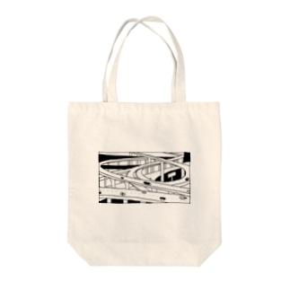 スシジャンクション Tote bags