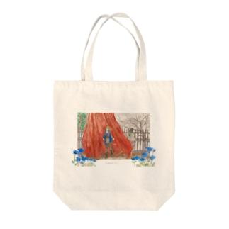 Rurihanaトートバッグ Tote bags