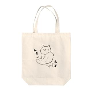 マッスル長岡 Tote bags