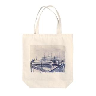 潮の香り Tote bags