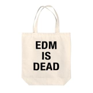 EDM Tote bags