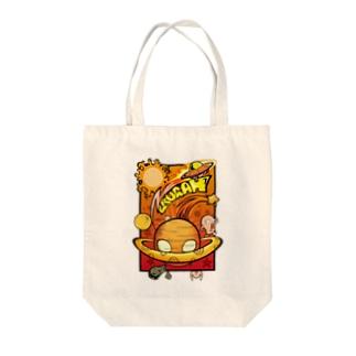 エルガー星人(オレンジ) トートバッグ