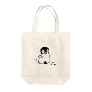 coffeeとどうぶつ〜ペンギン〜 Tote bags