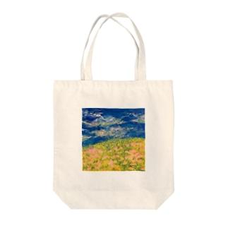 空と花 Tote bags