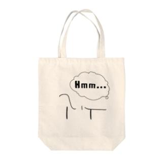 推理くん Tote bags