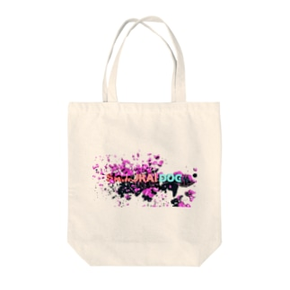 SAMURAI DOGロゴ1番 Tote bags