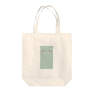 アカミミトート Tote bags