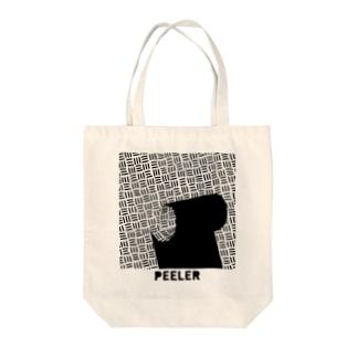 PEELER-07(C) Tote bags