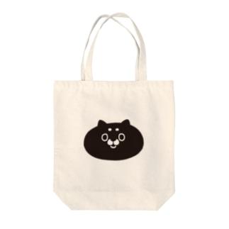 くろまろニャンコ Tote bags
