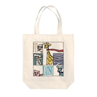 simple-animal37 Tote bags