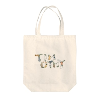 TIMOTHY Tote bags