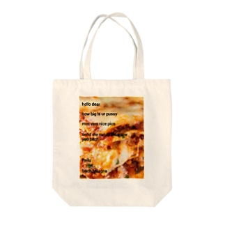 bitch lasagna Tote bags