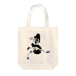欲望JK Tote bags