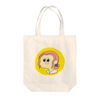 matsunomiのキミちゃん Tote bags