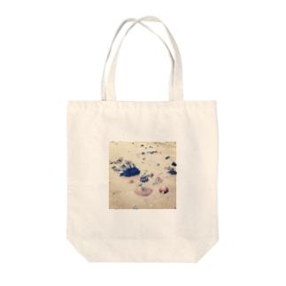 海の宝石 Tote bags