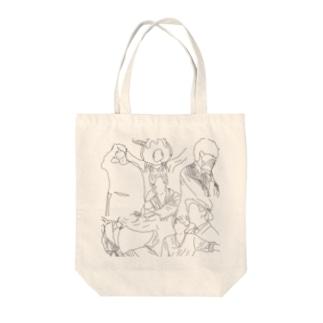 ジャニーズWEST 小瀧望 Tote bags