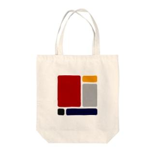 hitokoto-kotoba_composition_01 Tote bags