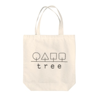 hitokoto-kotoba_tree Tote bags