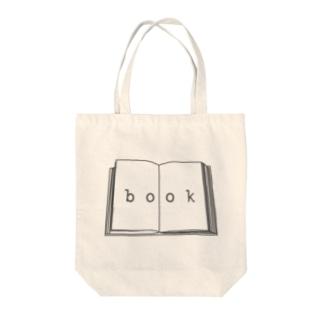 hitokoto-kotoba_book Tote bags