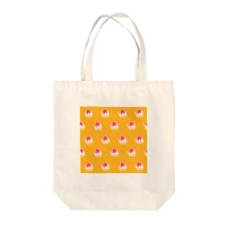 しんぷるかきごおり Tote bags