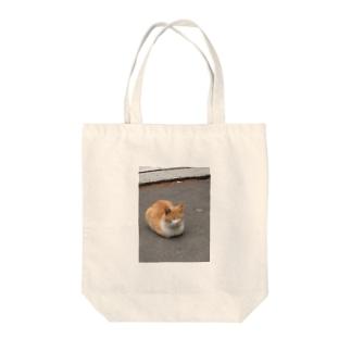 ガジローさんCタイプ Tote bags