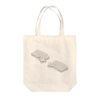 ErgoDash mini 組図 Tote bags