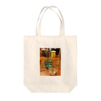 日本酒は、如何かな? Tote bags