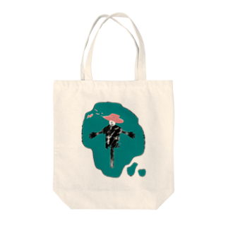 UNIQUE MANIACの「カカシ」 Tote bags
