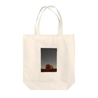 テカポの星空 Tote bags