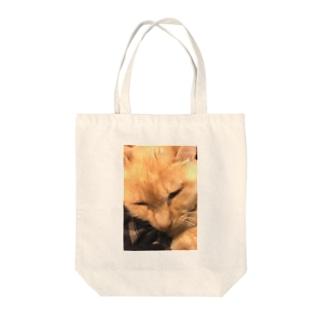 アマエンボ1 Tote bags