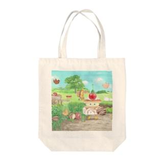 ミルフィーユちゃん Tote bags
