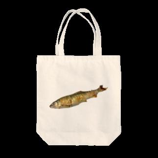 p53NMRの長良川の鮎 Tote bags