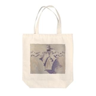 貴族の紋章006 Tote bags