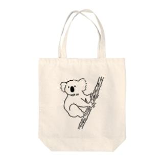 コアララ Tote bags