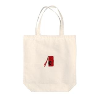 シャネルiPhone 6 Tote bags