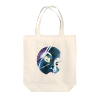 DADA:Is anyone there? Tote bags