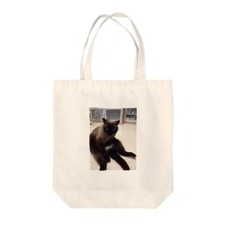 猫の日常 Tote bags