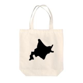 試される大地 Tote bags