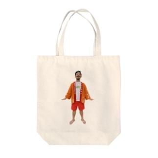 ピュアさんひょんぬ Tote bags
