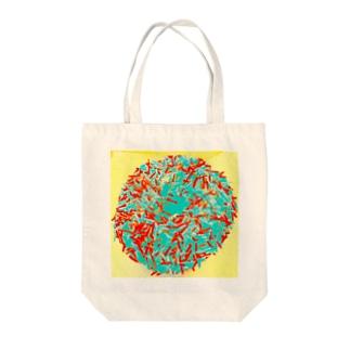 キラキラ、 Tote bags