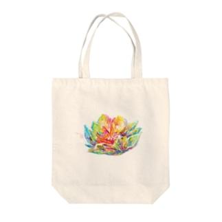 彩華 Tote bags