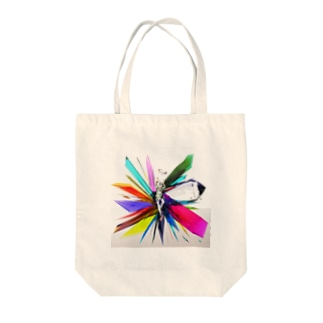 Ore(ver.colorful) Tote bags