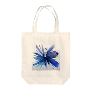 Ore(ver.ULTRA BLUE) Tote bags
