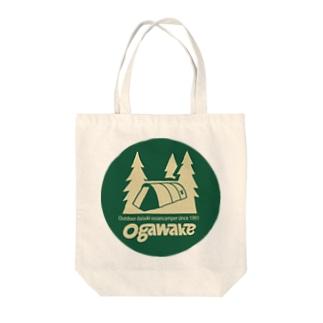 OGAWAKE Tote bags