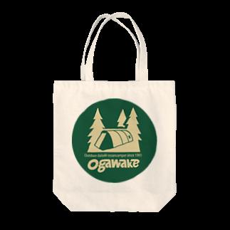 秘密結社ラビットシャドー団のOGAWAKE Tote bags