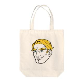 マイケゥの顔 Tote bags