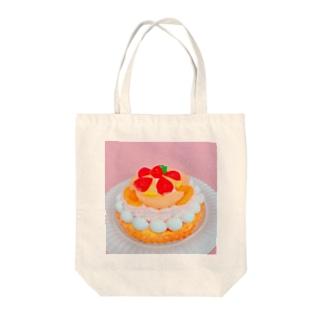 プリンセスフルーツタルト Tote bags