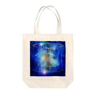 MARBLE&CHAOS Tote bags