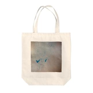 ミネタのミッキーマウス Tote bags