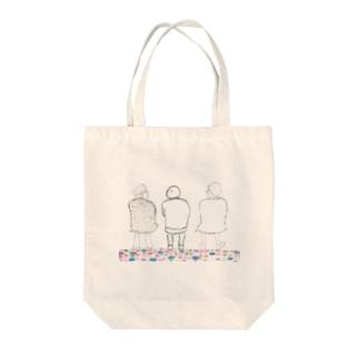計画性のない時間帯 Tote bags